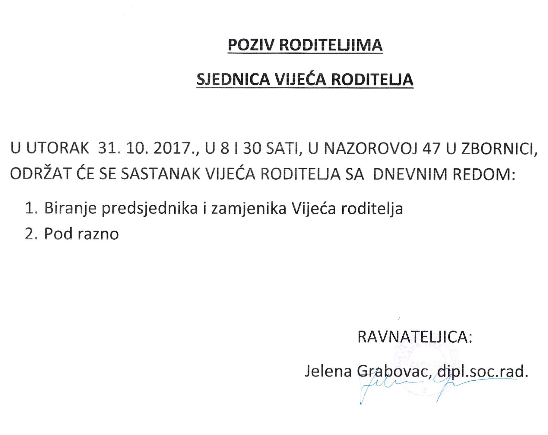Centar Za Odgoj I Obrazovanje Slava Raskaj Zagreb Vijesti